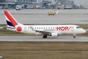 HOP! Embraer E170 (France)