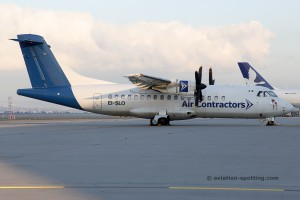Air Contractors Aerospatiale ATR42 (Ireland)