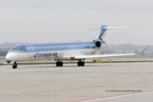 Estonian Air Bombardier CRJ 900