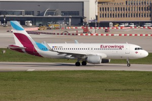 Eurowings Airbus 320 (Germany)