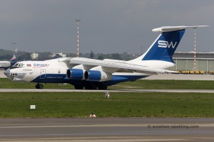 Silkway Airlines Ilyushin IL 76 (Azerbaijan)