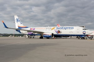 Sun Express Germany Boeing B737-800