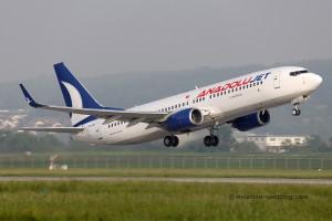 Anadolujet Boeing B737-800 (Turkey)