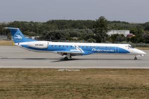 Dniproavia Embraer ERJ 145 (Ukraine)