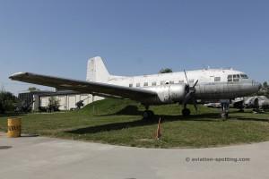 Polish Air Force Ilyushin IL 14