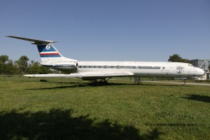 LOT Polish Airlines Tupolev TU 134