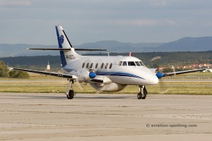AIS Airlines British Aerospace Jetstream 32 (Netherlands)
