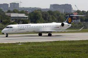 Lufthansa Regional (CityLine) Bombardier CRJ 900 (Germany)