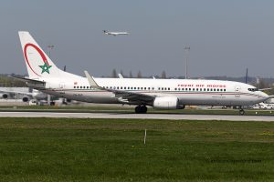 Royal Air Maroc Boeing B737-800