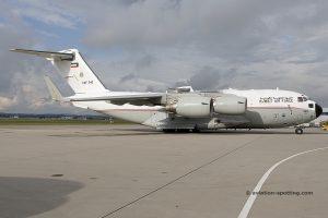 Kuwait Air Force McDonnel Douglas C 17A Globemaster III