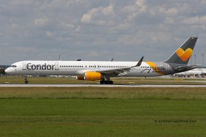 Condor Boeing 757-300 (Germany)