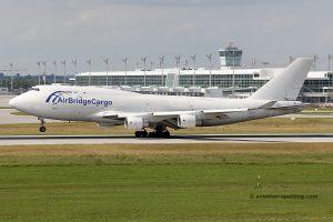 Air Bridge Cargo Boeing B747-400 F (Russia)