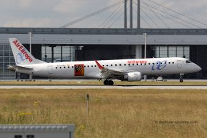 Air Europa Embraer E195 (Spain)