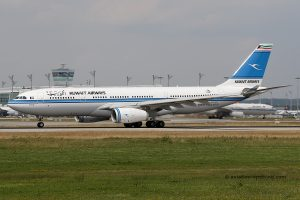 Kuwait Airways Airbus 330-200
