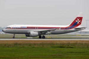 Air Malta Airbus 320