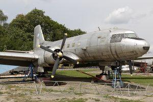 Czechoslovakia Air Force Avia Av-14 IL 14
