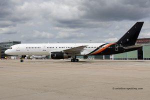 Titan Airways Boeing B757-200 (UK)