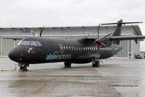 Air Alsie Express Aerospatiale ATR72 (Denmark)