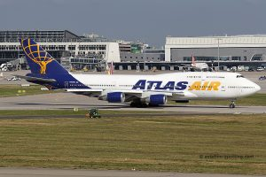 Atlas Air Boeing B747-400 (USA)
