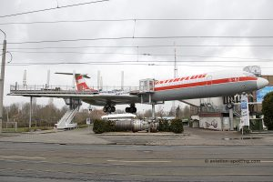 Interflug Ilyushin IL 62 (East Germany - GDR)