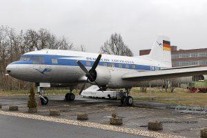 Interflug Ilyushin IL 14 (East Germany - GDR)