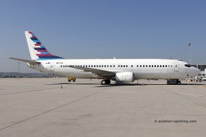 Go2Sky Boeing B737-400 (Slovakia)
