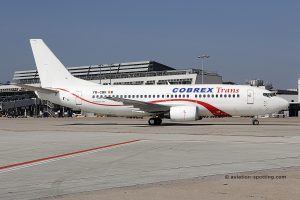 Cobrex Trans Boeing B737-300 (Romania)