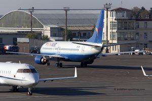 Yan Air Boeing B737-400 (Ukraine)