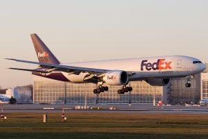 FedEx Boeing B777-200F (USA)
