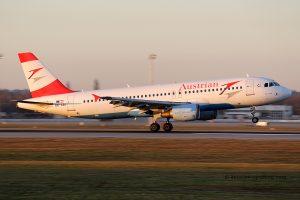 Austrian Airlines Airbus 320
