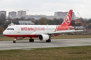 Atlasglobal Ukraine Airbus 320 (Ukraine)