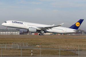 Lufthansa Airbus 350-900 (Germany)