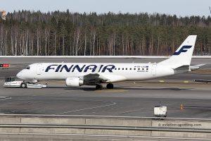 Finnair Embraer E190 (Finland)