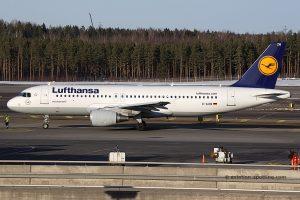 Lufthansa Airbus 320 (Germany)