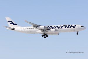 Finnair Airbus 340-300 (Finland)