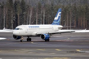 Finnair Airbus 319 (Finland)