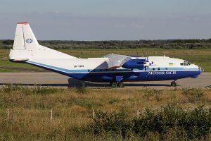 Motor Sich Airlines Antonov 12 (Ukraine)