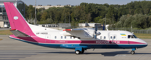 Antonov AN140
