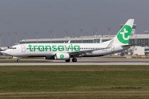 Transavia Boeing B737-800 (Netherlands)