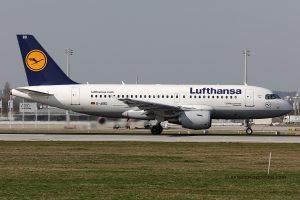 Lufthansa Airbus 319 (Germany)
