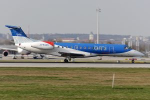 bmi Regional Embraer ERJ135 (UK)