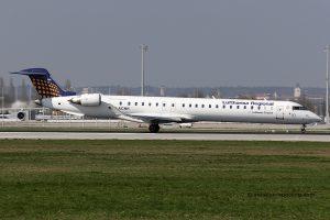 Lufthansa Regional Bombardier CRJ 900 (Germany)