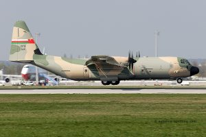 Royal Oman Air Force Lockheed L-100 C-130J-30 Hercules
