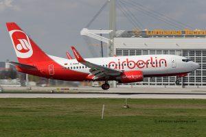 Air Berlin Boeing B737-700 (Germany)