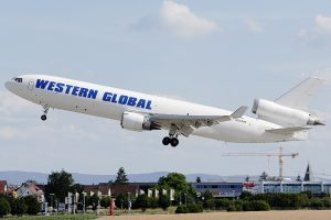 Western Global Airlines McDonnel Douglas MD 11 F (USA)