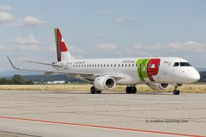 TAP Portugal Express Embraer E190