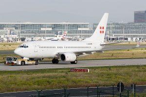 Privat Air Germany Boeing B737-700 BBJ