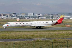 Iberia Regional Bombardier CRJ 1000 (Spain)