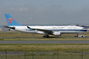 China Southern Airlines Airbus 330-200