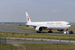 China Eastern Airlines Boeing B777-300
